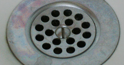 Get Rid of Roaches by Covering Your Bath Drains